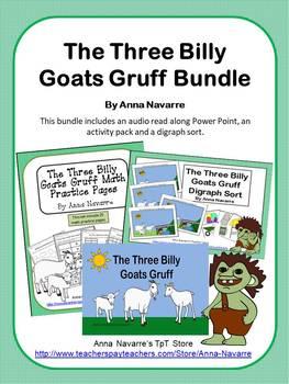 The Three Billy Goats Gruff Bundle