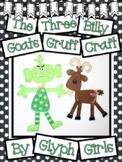 The Three Billy Goats Gruff Craft