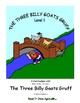 The Three Billy Goats Gruff Level 1 Digital Version