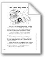 The Three Billy Goats Gruff (Lexile 430)