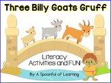 The Three Billy Goats Gruff Literacy Activities!