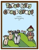 The Three Billy Goats Gruff Literacy Activity aligned with