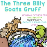 The Three Billy Goats Gruff {Literacy Unit}