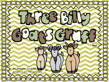 The Three Billy Goats Gruff Mini-Unit