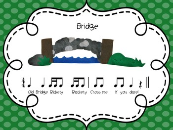 The Three Billy Goats Gruff Music and Literature Activities