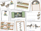 The Three Billy Goats Gruff Resource Pack / Bundle Contain