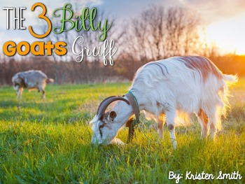 The Three Billy Goats Gruff- a guided reading pack
