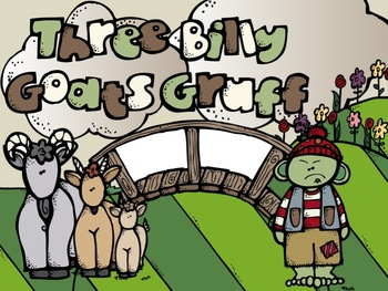 The Three Billy Goats Gruff with Fictional and Nonfictional Texts