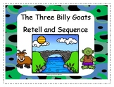 The Three Billy Goats Retell and Sequence