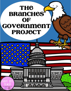 Branches Of Government Project Worksheets Teachers Pay