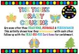 The Three Crazy Cousins