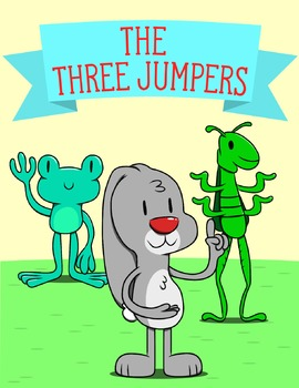 The Three Jumpers (Writing Prompt & Coloring Pages)
