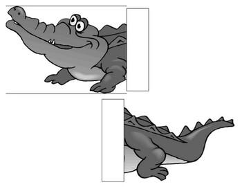 The Three Little Gators Retell