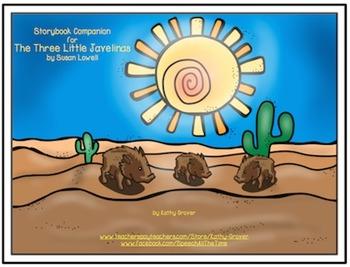 The Three Little Javelinas  A Storybook Companion