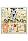 The Three Little Kittens Clipart Collection