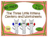 The Three Little Kittens Activities