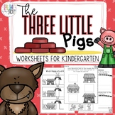 The Three Little Pigs to Meet Common Core Standards!