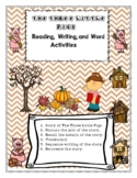 Three Little Pigs - Reading and Writing Literacy Unit- FRE