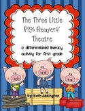 The Three Little Pigs: A Differentiated Readers' Theatre Station