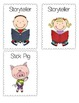 The Three Little Pigs:  A Reader's Theater for Beginning Readers