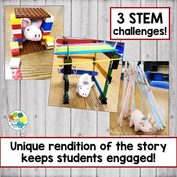The Three Little Pigs: A STEM Story