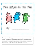 The Three Little Pigs (A Variety of Activities)
