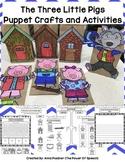 The Three Little Pigs Activities Bundle