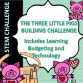 STEM Activity The Three Little Pigs Building Challenge
