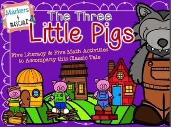 The Three Little Pigs: Classic Tales Mini Pack