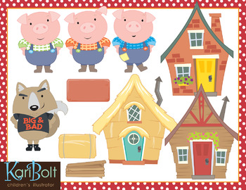 Collection Of Mr - Three Little Pigs Wolf Clipart , Free Transparent Clipart  - ClipartKey