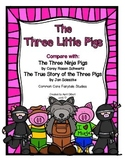 The Three Little Pigs! Comparing Fairytales