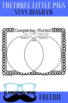 The Three Little Pigs: Comparing Stories