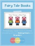 The Three Little Pigs - Fairy Tale Books