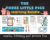 The Three Little Pigs Learning Bundle
