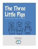 The Three Little Pigs Lesson Plan Ideas