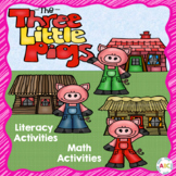 The Three Little Pigs Literacy and Math Unit