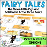 Fairy Tales Activities {Compare/ Contrast, Elements, Reader's Theater and More!}