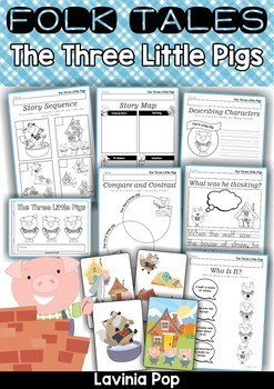 The Three Little Pigs BUNDLE