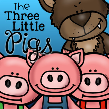 The Three Little Pigs: Story Sequencing with Pictures