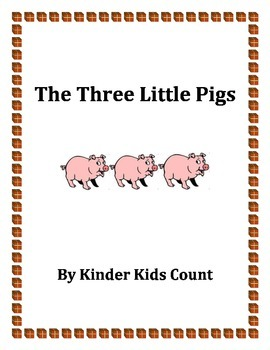The Three Little Pigs Play Package