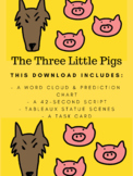 The Three Little Pigs Reader's Theater and Activities
