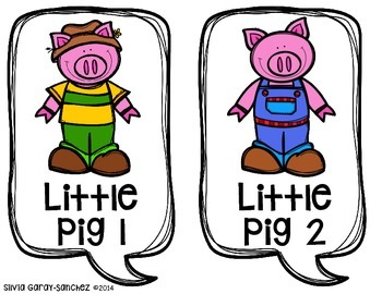The Three Little Pigs: Retelling and So Much More!