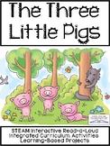 The Three Little Pigs: STEAM/ STEM Interactive Read ALoud