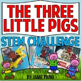 The Three Little Pigs STEM CHALLENGE