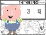 The Three Little Pigs Sequencing