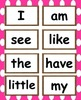 The Three Little Pigs Sight Word Game