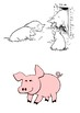The Three Little Pigs Story Handout