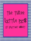 The Three Little Pigs Story Map
