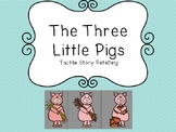 The Three Little Pigs Story Sequence
