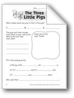The Three Little Pigs (Thinking Skills)